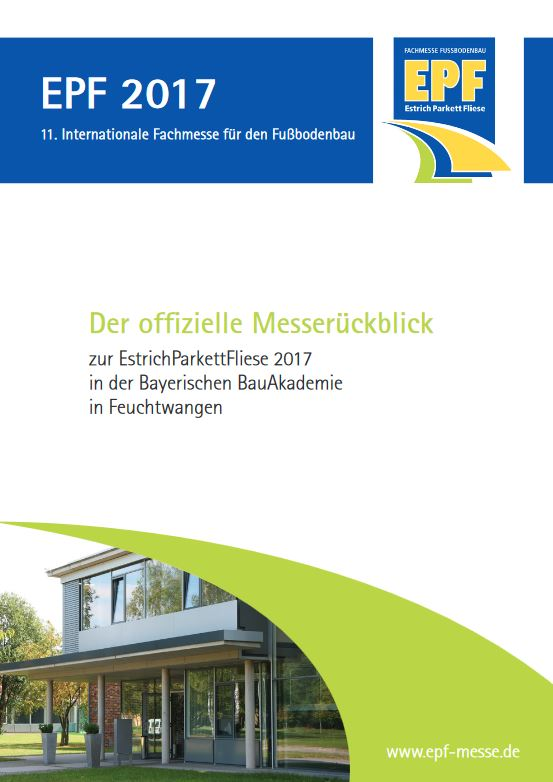 EPF-Messerückblick